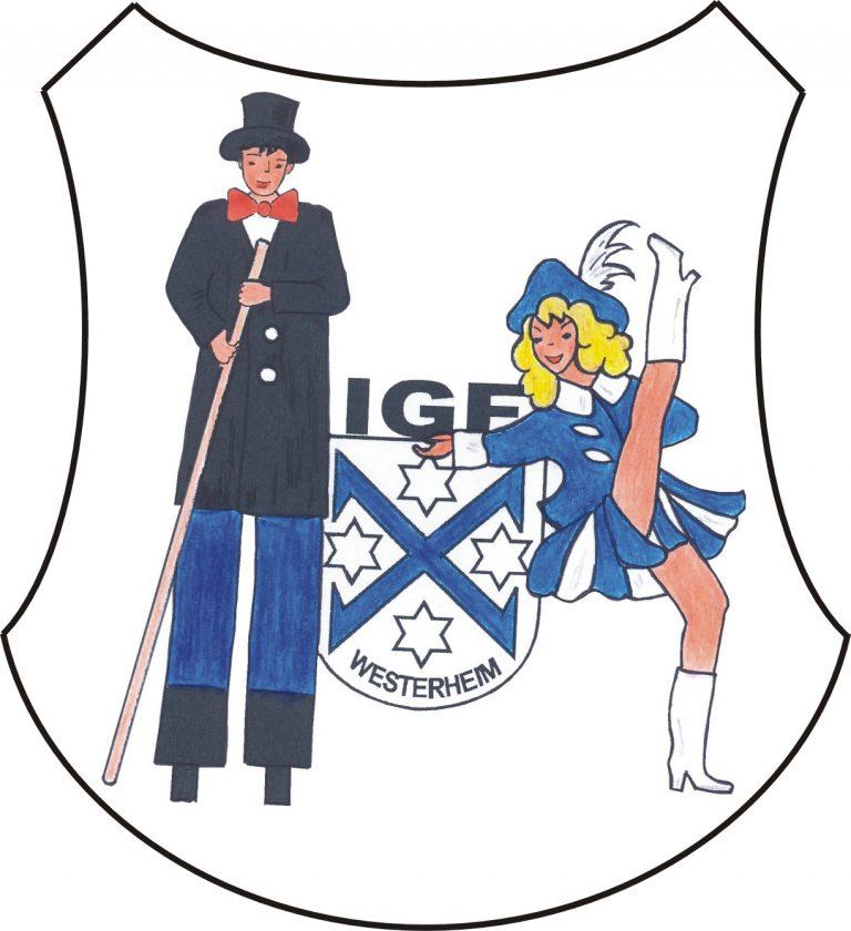 IGF-Wappen mit Rand
